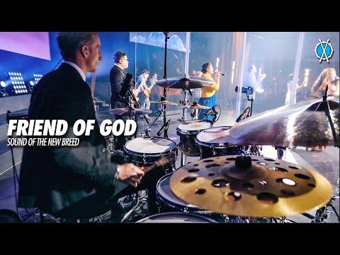 Friend of God Drum Cover! // Sound of a New Breed // Daniel Bernard