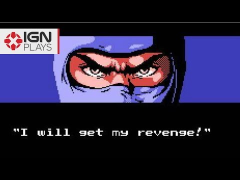 Totally Rad '80s Ninja Action: Ninja Gaiden (NES 1988)  - IGN Plays Classics - UCKy1dAqELo0zrOtPkf0eTMw