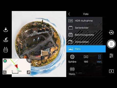 DJI Mavic #56 - Panorama Funktionen - UCfV5mhM2jKIUGaz1HQqwx7A