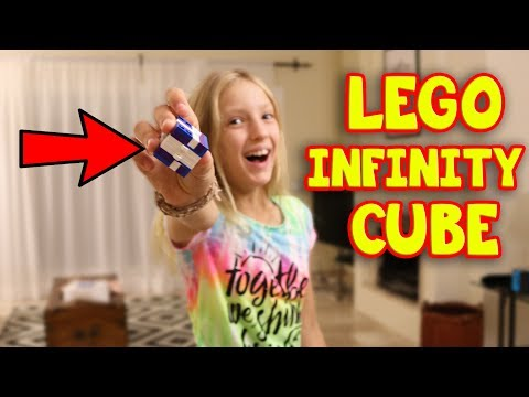 HOW TO MAKE INFINITY CUBE WITH LEGO!!!!! - default