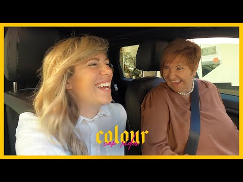 Margaret Stunt  Colour Car Rides with Karalee  Colour Conference Online