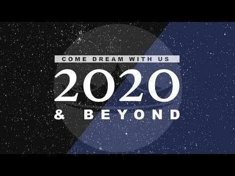 2020 & Beyond  Year-End Celebration Offering this Sunday, December 8th
