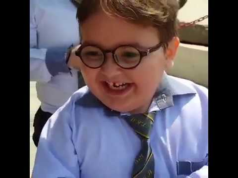 Ahmed Shah Is Happy After Exams