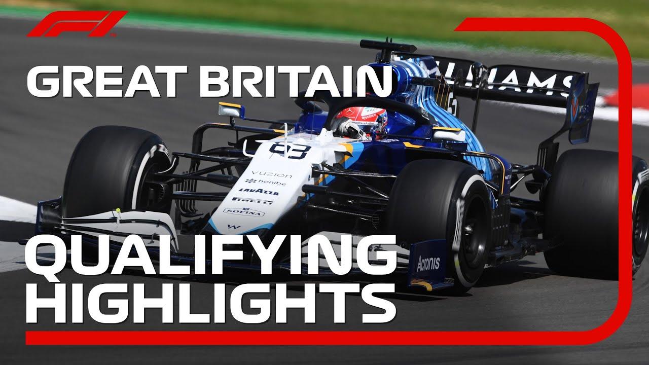 Qualifying Highlights | 2021 British Grand Prix