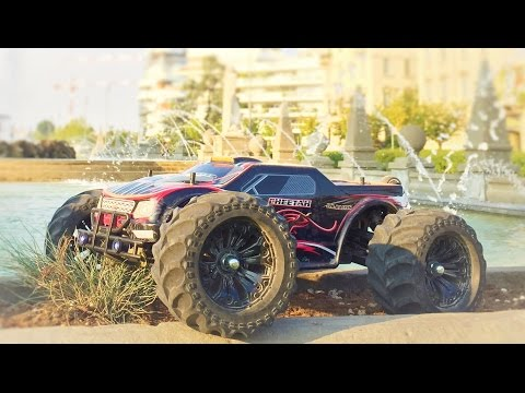 Recensione JLB Cheetah➜ Monster Truck 1/8 Velocissimo +80km/h! - UCZ2etParM-CTqq5CrVzBlAw