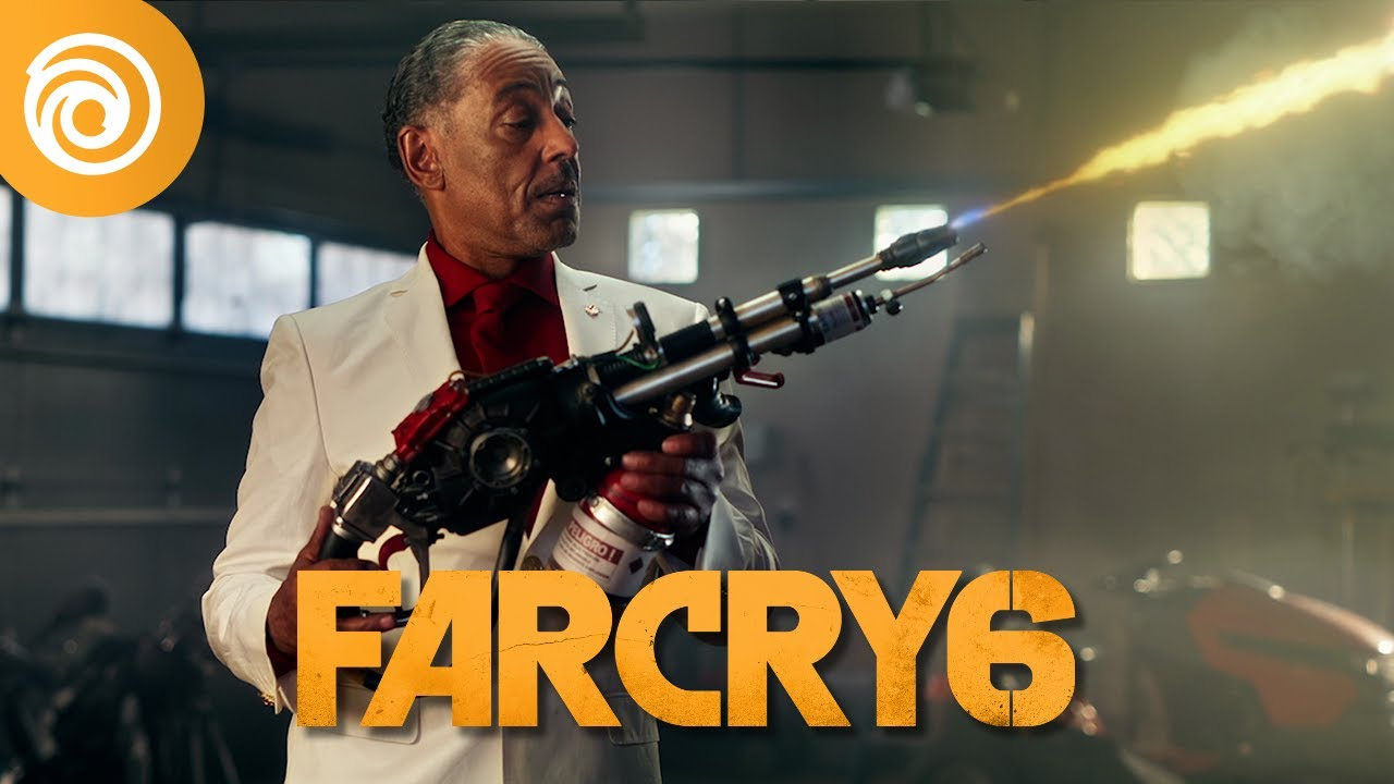 Far Cry 6: Giancarlo Deconstructs Guerrilla Weapons