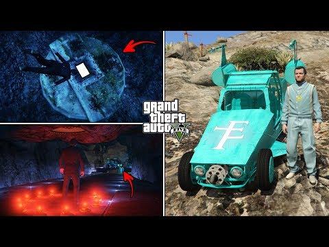 GTA 5 - Secret & Rare Armoured Car Location - GTA 5 Secret Vehicles