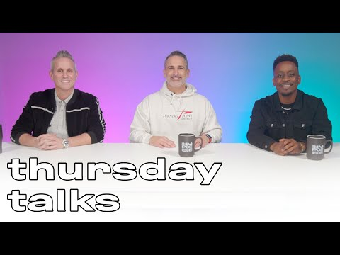 Thursday Talks  How to Not Give Up