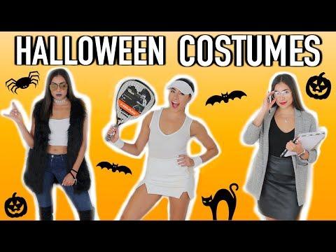 Last Minute Halloween Costume Ideas! Halloween 2017 | Jeanine Amapola - UCrcYxVSkBgg9szDSwwZaNwg