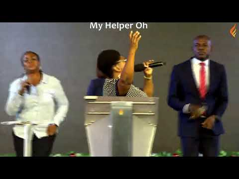 2nd Service at Covenant Christian Centre  081219