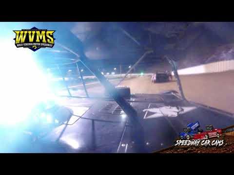 #75 Roney Souders - West Virginia Motor Speedway 4-24-21 - Steel Block - dirt track racing video image