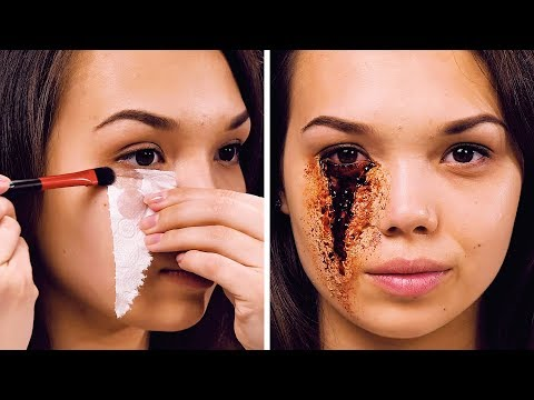 19 TV AND MOVIE MAKEUP FOR YOUR SFX LOOK - UC63mNFJR8EAb8wAIJwoCmTA