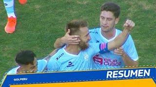Real Garcilaso 1-0 Carlos A. Mannucci (1-0)