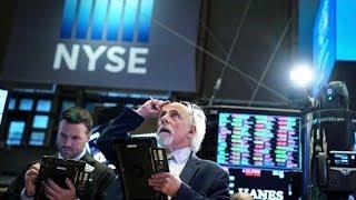 Rate cut euphoria propels markets, Dow hits 27K
