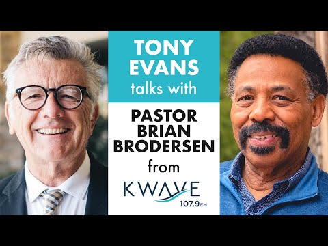 Is there Racism in the Church today? - Tony Evans Interview on K-Wave Radio