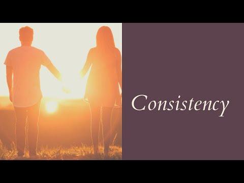 Consistency - Kingdom Talk