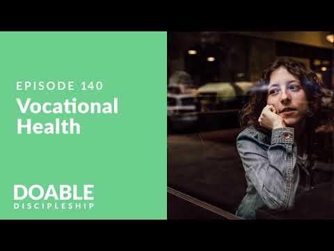 E140 Vocational Health