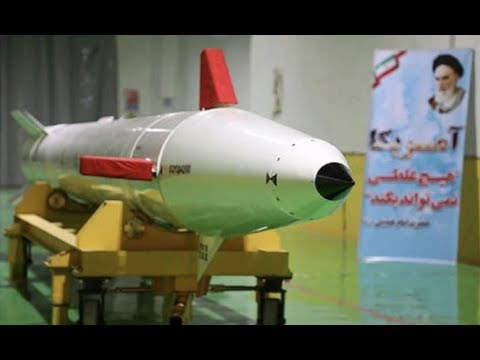 Breaking Iran Films Underground City Of Ballistic Missiles Doomsday Concerns