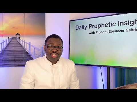 Prophetic InsightMar 23rd, 2021