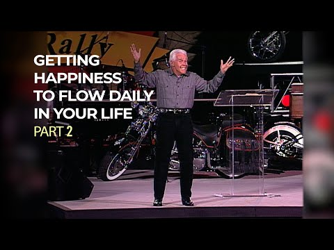 Getting Happiness to Flow Daily in Your Life, Part 2  Jesse Duplantis