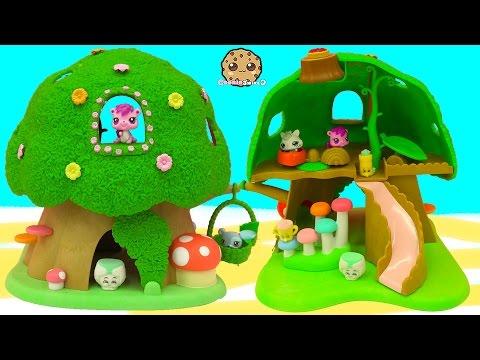 Calico Critters Treehouse Playset Video with Littlest Pet Shop + Shopkins Season 2 Fluffy Babies - UCelMeixAOTs2OQAAi9wU8-g