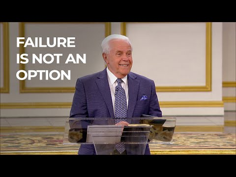 Failure is not an Option  Jesse Duplantis