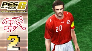 PES 6 International Challenge - [Turkey] vs Switzerland (A) - Part 2