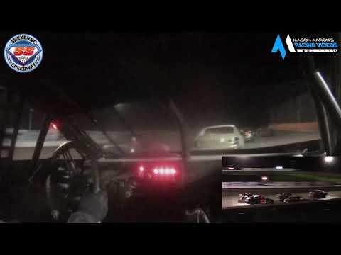 #7X Gavin Walton Mini Stock On-Board @ Sheyenne (9/6/21) - dirt track racing video image