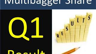 Multibagger Share Q1 Result