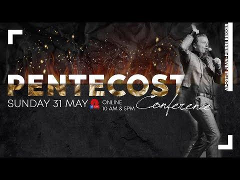 Pentecost SUNDAY 10AM 31-05-20