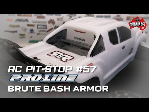 RC Pit-Stop 57 - Proline Kraton Brute Bash Armor Body - UCOfR0NE5V7IHhMABstt11kA