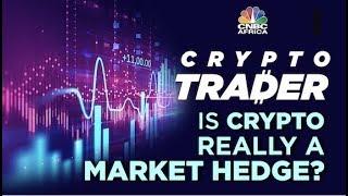 World market turmoil - Is Bitcoin/Crypto REALLY a hedge?