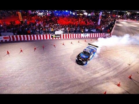 Ahmad Daham's Winning Drift Racing Run - Red Bull Car Park Drift Grand Final 2014 - UCblfuW_4rakIf2h6aqANefA