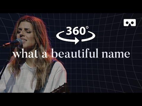 What A Beautiful Name (360) - Hillsong Worship