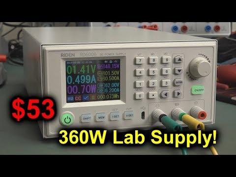 EEVblog #1265 - $53 360W Lab Bench PSU! - UC2DjFE7Xf11URZqWBigcVOQ