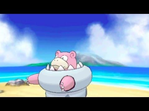 Pokemon Omega Ruby & Pokemon Alpha Sapphire - Mega Slowbro Trailer - UCKy1dAqELo0zrOtPkf0eTMw
