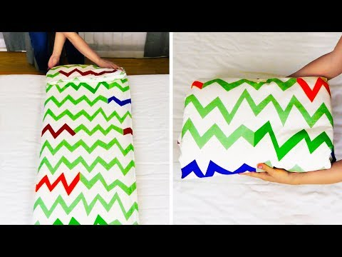 How To Fold A Fitted Sheet With Elastic All Around Racer Lt