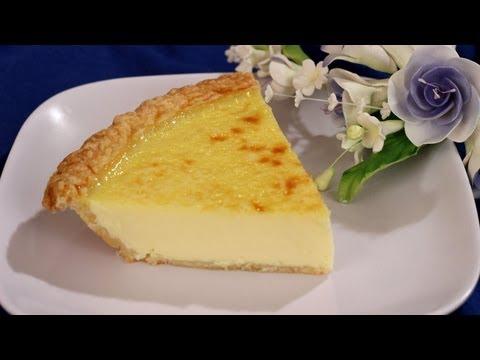 Old Fashioned Custard Pie Recipe - UCoJXAPyB5qfNfwUQc2ekl1Q