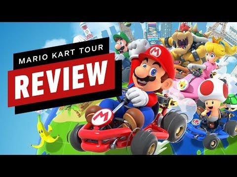 Mario Kart Tour Video Review - UCKy1dAqELo0zrOtPkf0eTMw