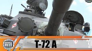 T-72A T-72M1 T-72 technical review Soviet-made main battle tank