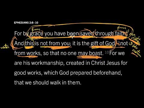 Ephesians 2:810 // Part 1 // Is Faith a Gift of God?