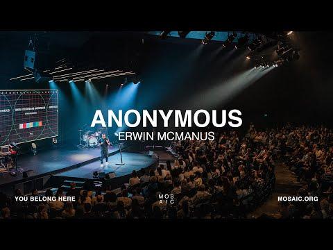 Anonymous  Erwin McManus - Mosaic