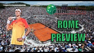 2019 Italian Open Preview (ATP)
