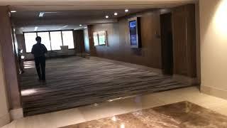 Otis Single-File Escalators At The Phoenician Hotel In Scottsdale, AZ