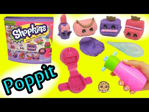 Make Your Own Exclusive Ballet Collection Shopkins with Poppit Clay - Craft Video - UCelMeixAOTs2OQAAi9wU8-g