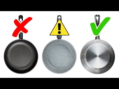 4 Types of Toxic Cookware to Avoid and 4 Safe Alternatives - UC4rlAVgAK0SGk-yTfe48Qpw