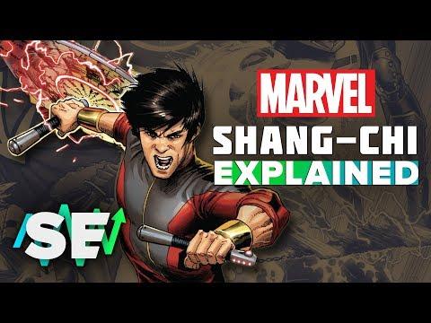 Who is Marvel superhero Shang-Chi?   Stream Economy - UCOmcA3f_RrH6b9NmcNa4tdg