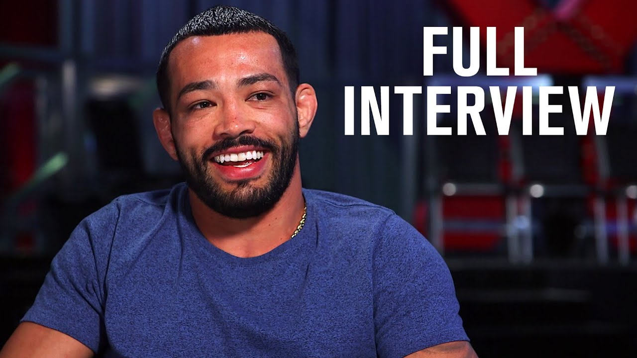 Dan Ige on Matchup With Korean Zombie, His Experience on Contender Series   Full Interview
