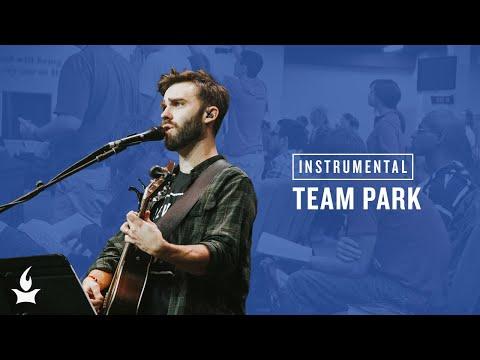 (Instrumental) Team Park -- The Prayer Room Live Moment