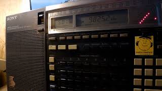 16 08 2019 WHRI Angel 2 World Harvest Radio International in French to WeEu 0500 on 9825Furman